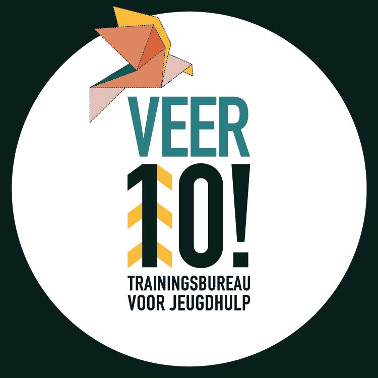 Veer10!_Trainingsbureau_Jeugdhulp_Oss_Logo
